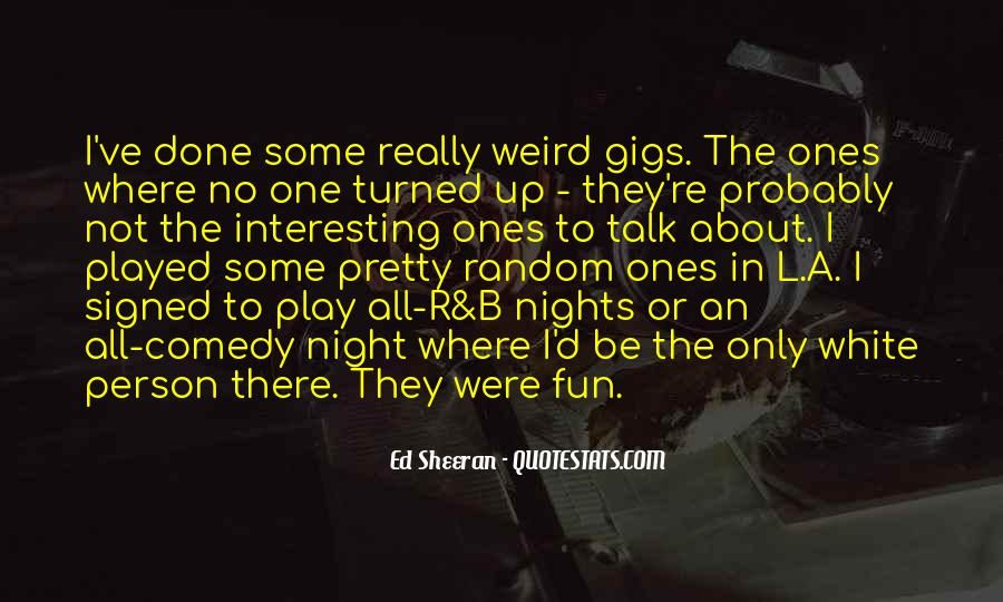 Rickie Vasquez Quotes #600989