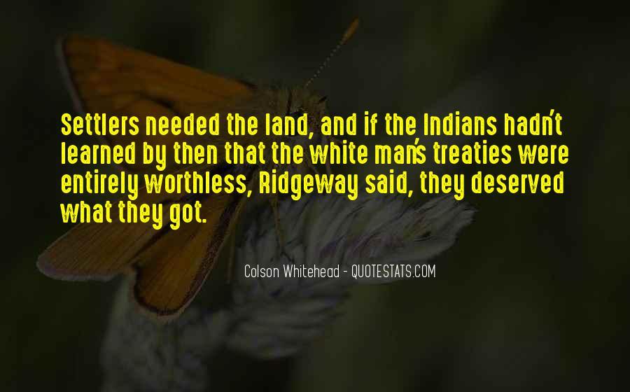 Ridgeway Quotes #1755307