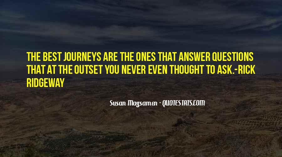 Ridgeway Quotes #258471
