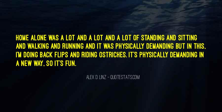Riding Alone Quotes #1850434