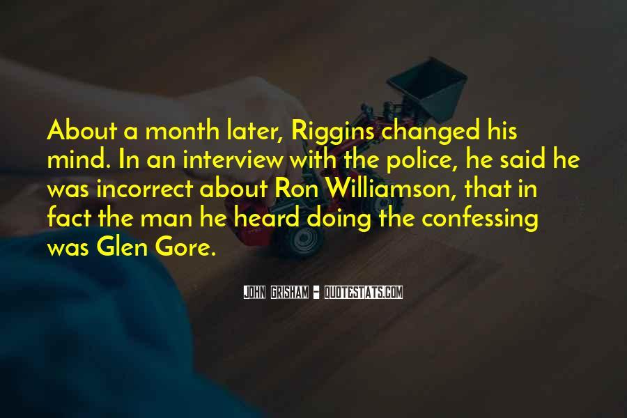 Riggins Quotes #1028793