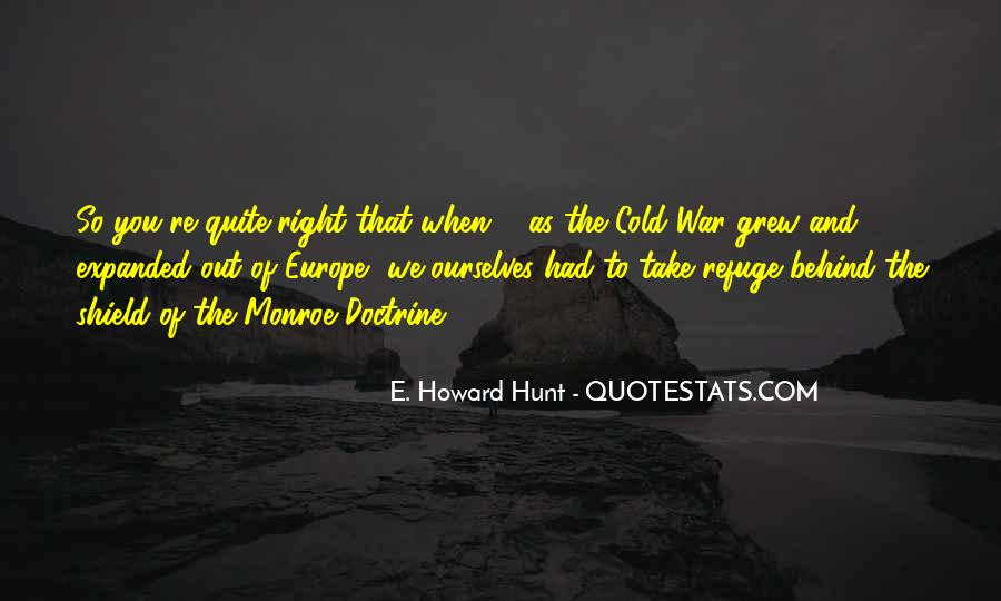 Right Doctrine Quotes #1111653