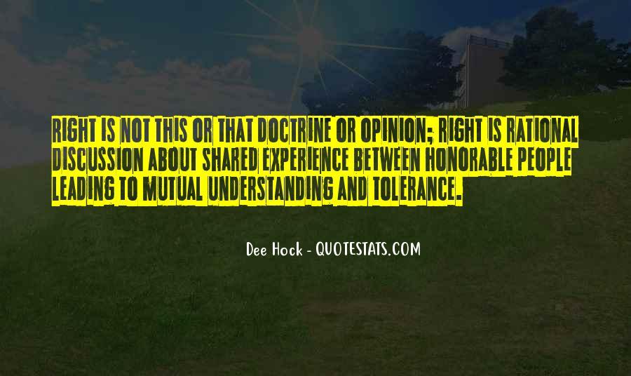 Right Doctrine Quotes #13833