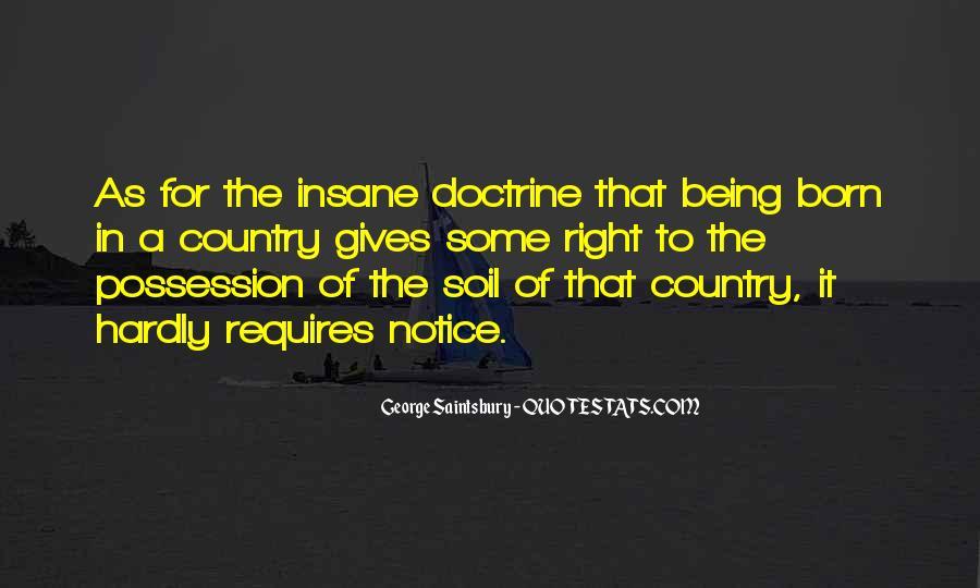 Right Doctrine Quotes #1500659