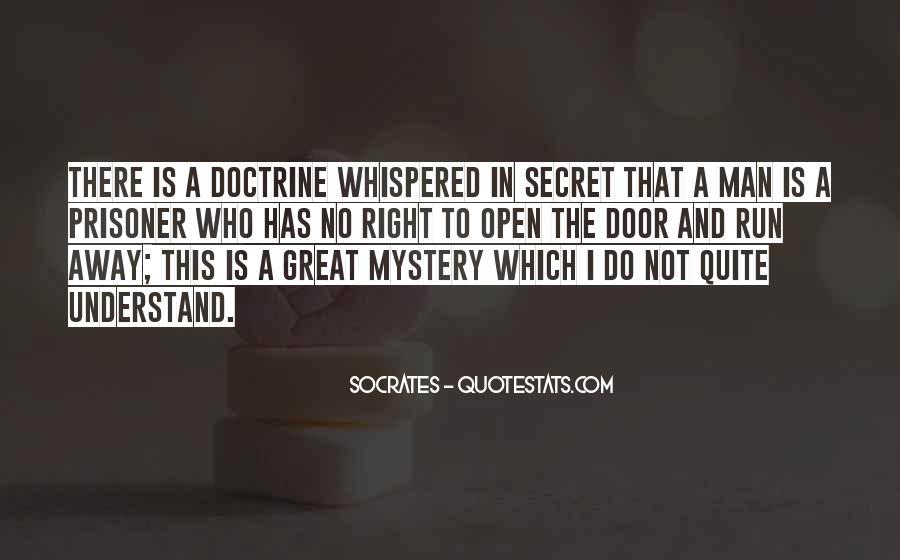 Right Doctrine Quotes #1800378