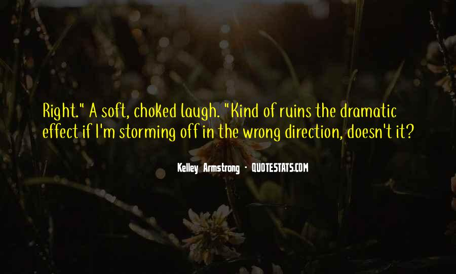 Right Kind Of Wrong Quotes #1422838