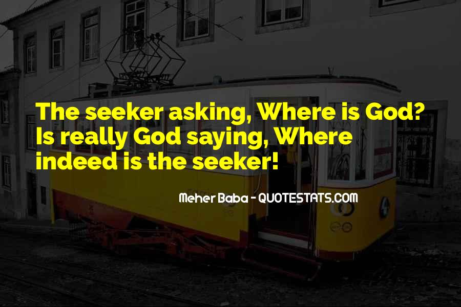 Quotes About Asking God For Something #127610