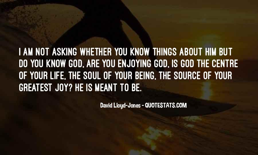 Quotes About Asking God For Something #187287