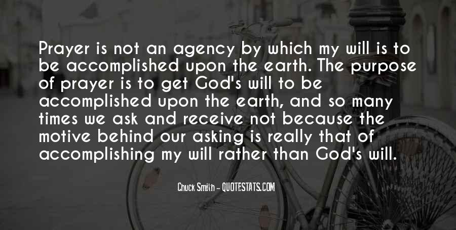 Quotes About Asking God For Something #257583