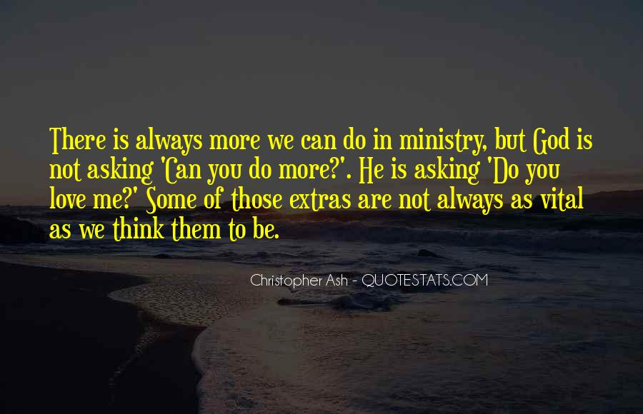 Quotes About Asking God For Something #86088