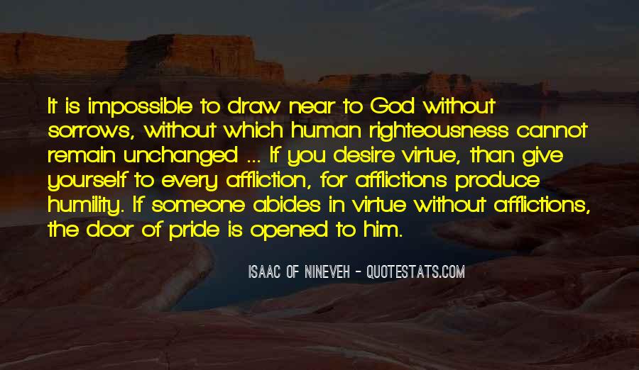Righteousness Christian Quotes #1632681