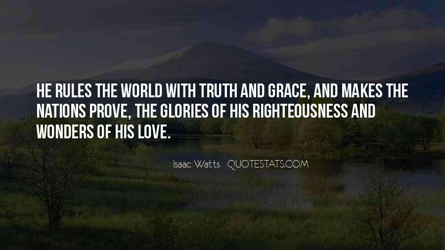 Righteousness Christian Quotes #984772
