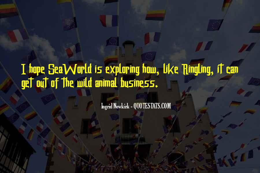 Ringling Quotes #1144914