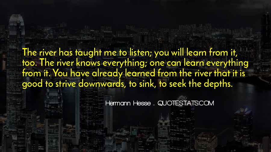 Quotes About Hermann Hesse #115976