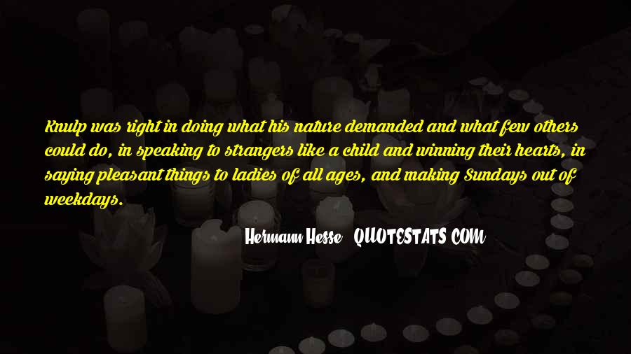 Quotes About Hermann Hesse #142500