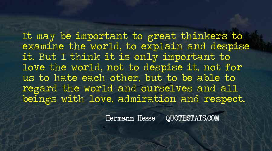 Quotes About Hermann Hesse #14502