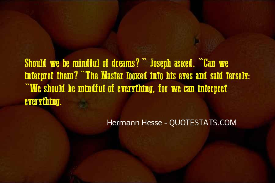Quotes About Hermann Hesse #148232