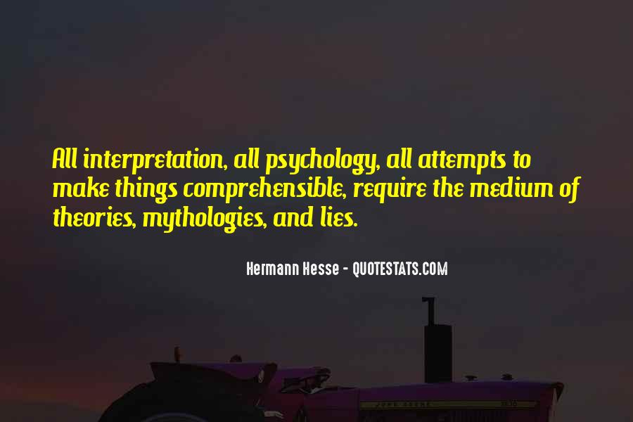 Quotes About Hermann Hesse #157860
