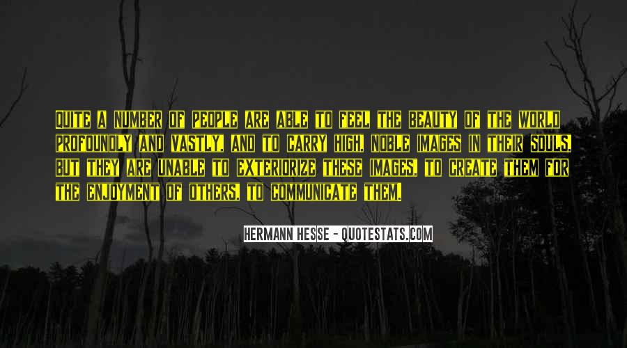 Quotes About Hermann Hesse #160050