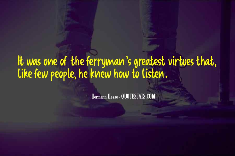 Quotes About Hermann Hesse #165254