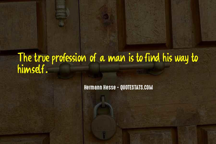 Quotes About Hermann Hesse #169492