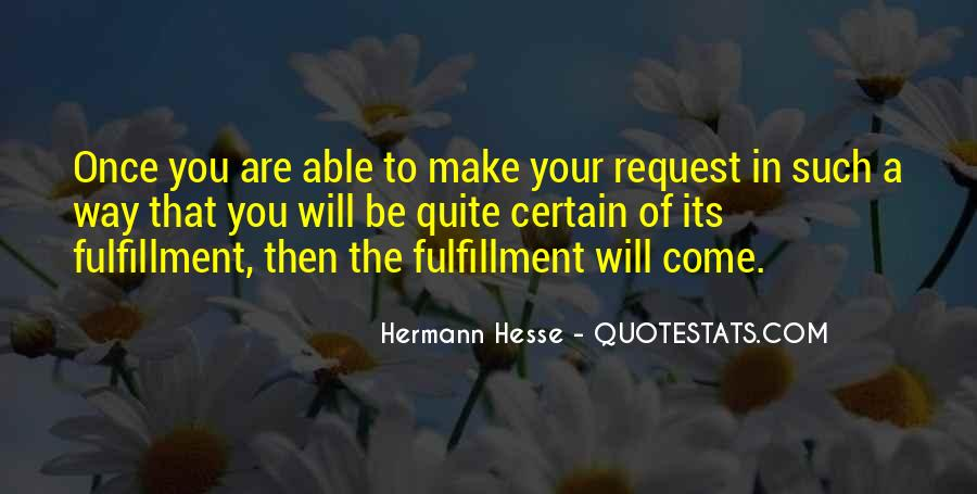 Quotes About Hermann Hesse #190174