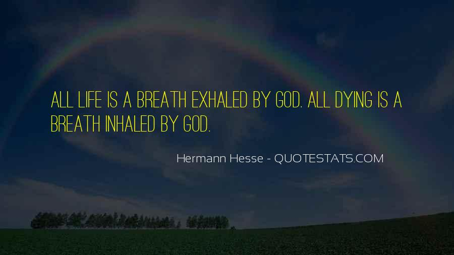 Quotes About Hermann Hesse #193766