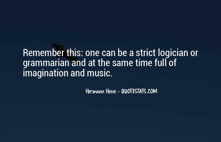 Quotes About Hermann Hesse #2135