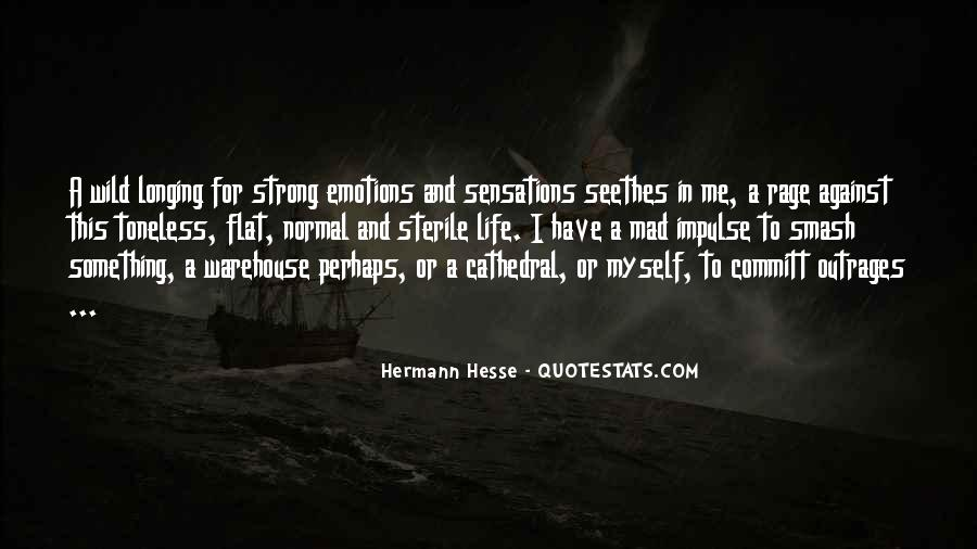 Quotes About Hermann Hesse #231859