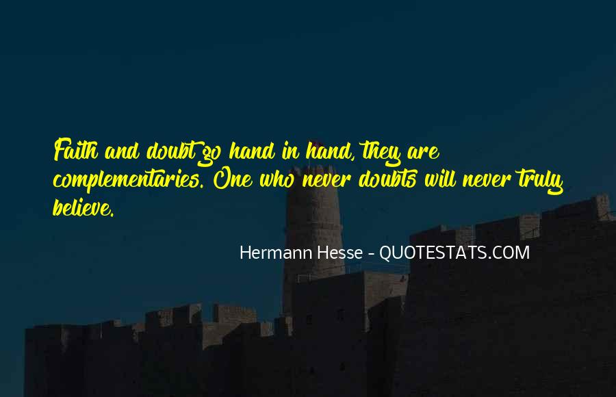 Quotes About Hermann Hesse #2584