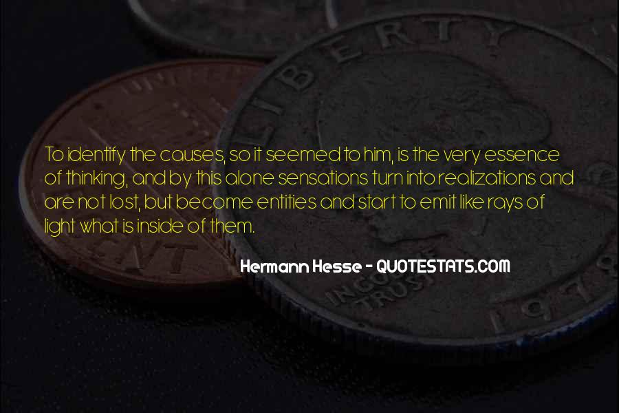 Quotes About Hermann Hesse #265346