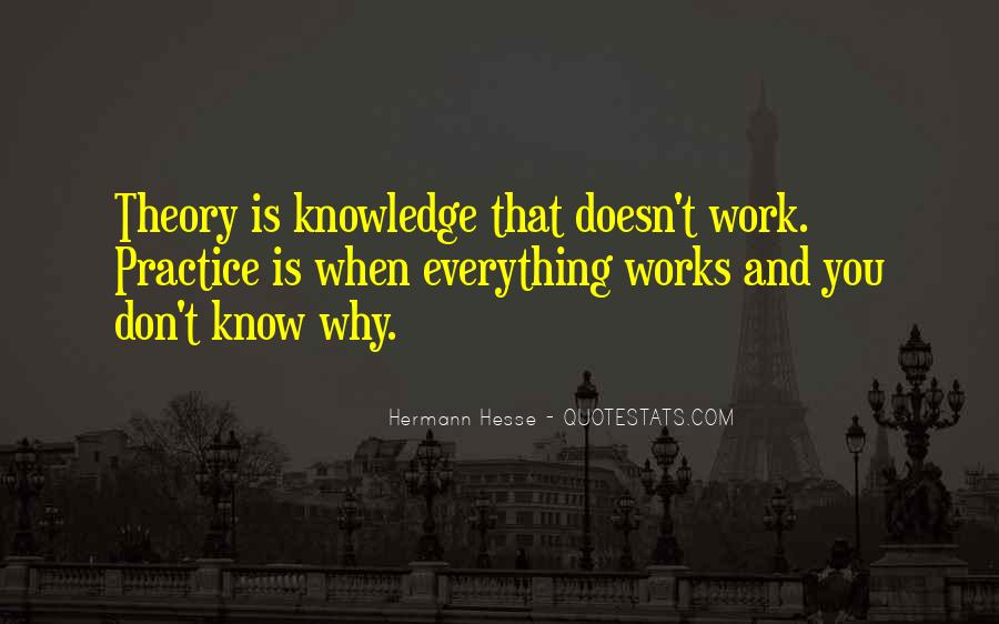 Quotes About Hermann Hesse #269560