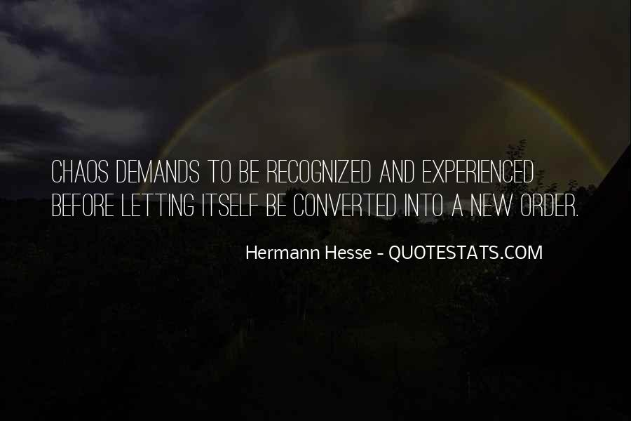 Quotes About Hermann Hesse #271367