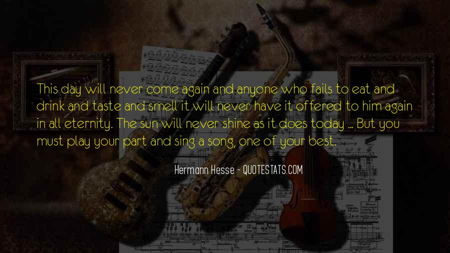 Quotes About Hermann Hesse #277482