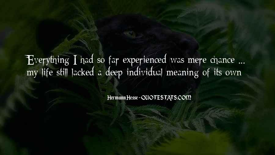 Quotes About Hermann Hesse #279167