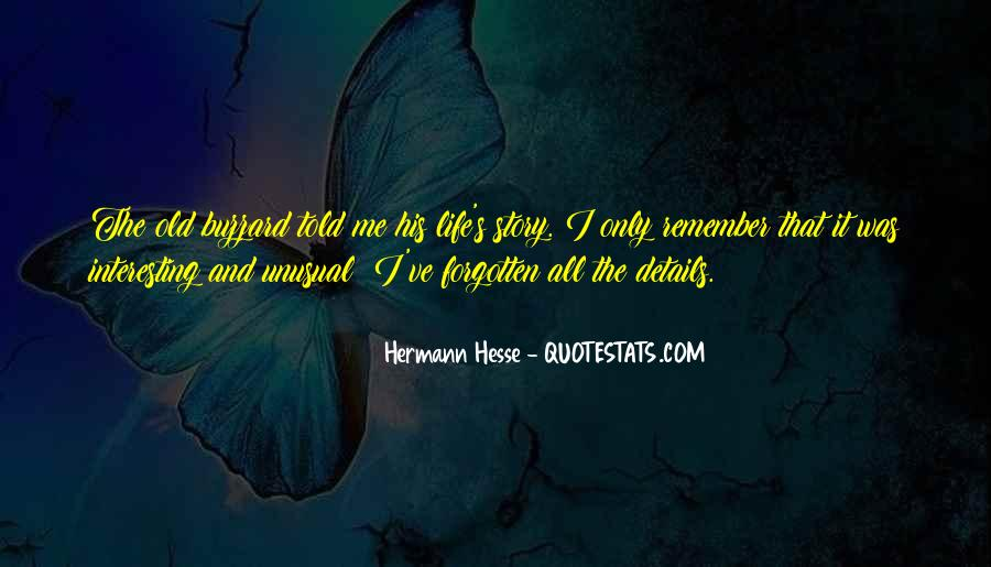 Quotes About Hermann Hesse #284390
