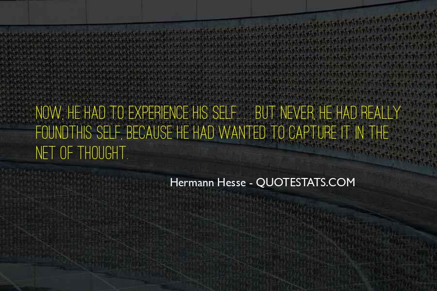 Quotes About Hermann Hesse #32038