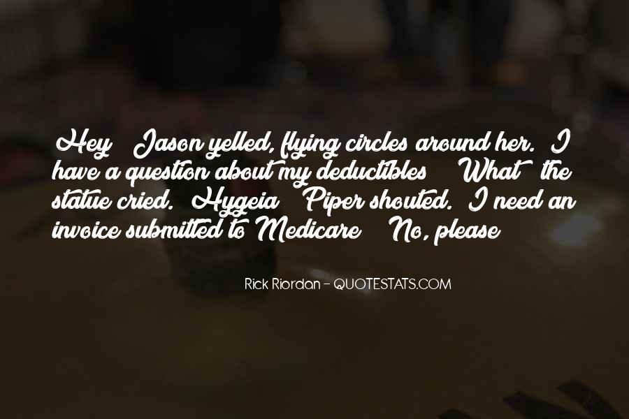 Riordan Quotes #10282
