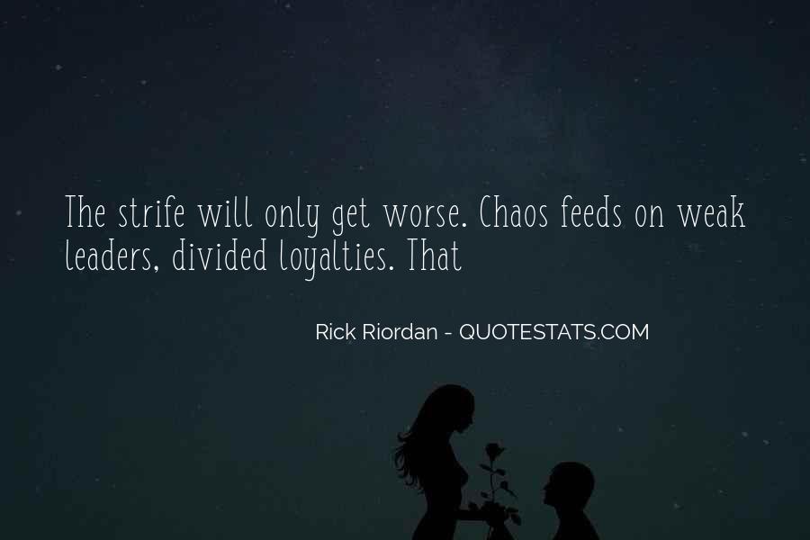 Riordan Quotes #12792