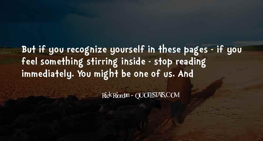 Riordan Quotes #17208