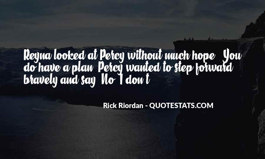 Riordan Quotes #23270