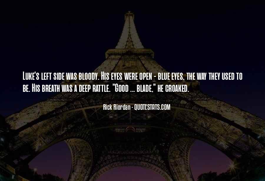 Riordan Quotes #23278