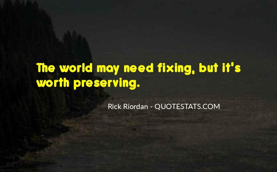 Riordan Quotes #26687