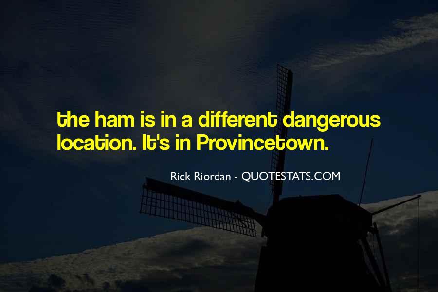 Riordan Quotes #30957