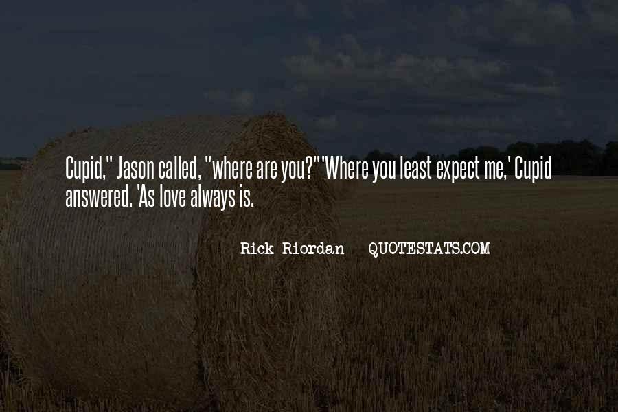 Riordan Quotes #31818