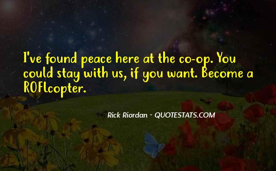 Riordan Quotes #32185