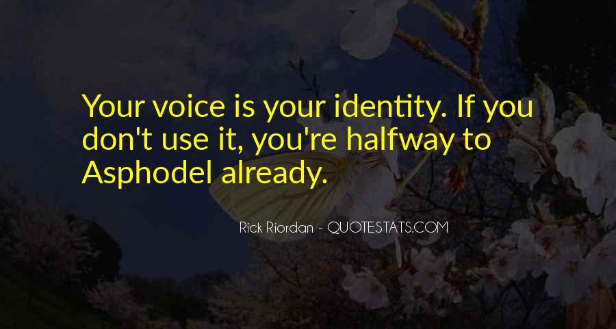 Riordan Quotes #32991