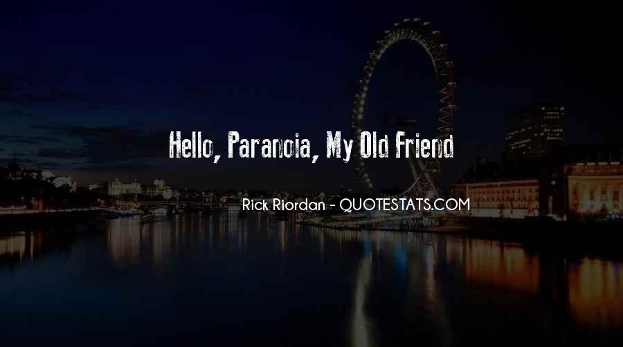 Riordan Quotes #3648
