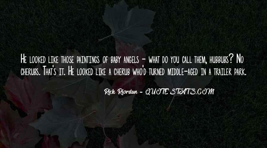 Riordan Quotes #36794