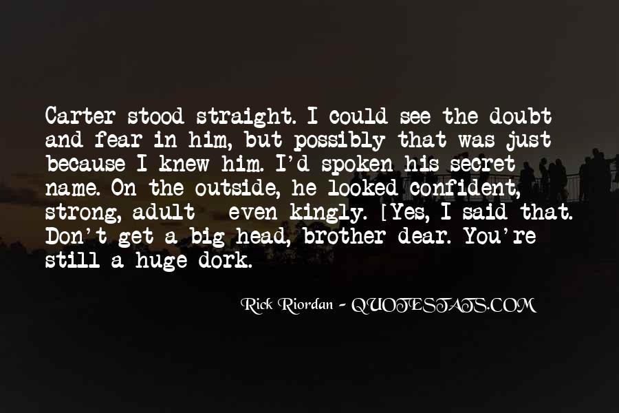 Riordan Quotes #38386